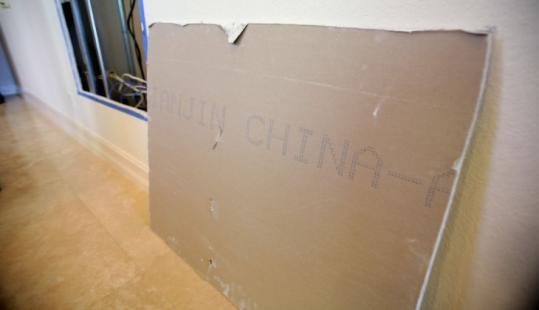 Drywall made in China was imported in large quantities during the housing boom and after Gulf Coast hurricanes.