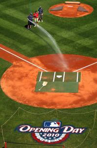 It may say Opening Day behind home plate at Fenway Park, but when the Red Sox meet the Yankees at 8 p.m. it will actually be Opening Night.