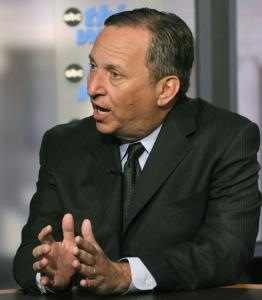 """""""We've got a long way to go,'' said Lawrence Summers, director of the National Economic Council, on ABC's """"This Week.''"""