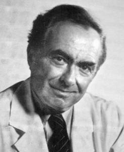 DR. ROBERT M. GOLDWYN