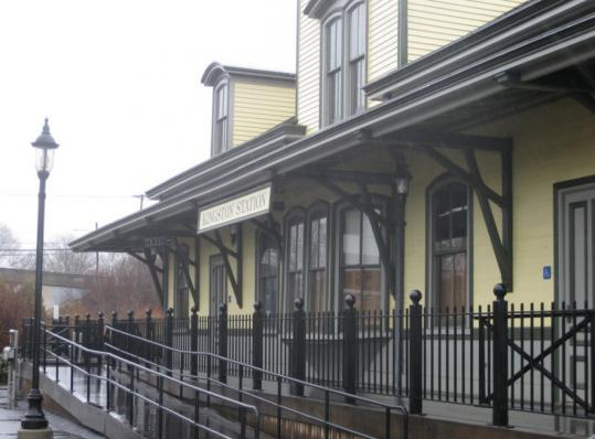 Kingston Station is on the National Register of Historic Places.