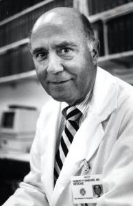 After given a one-year contract at Children's Hospital, Dr. Masland remained for 55 years, taking care of adolescents.