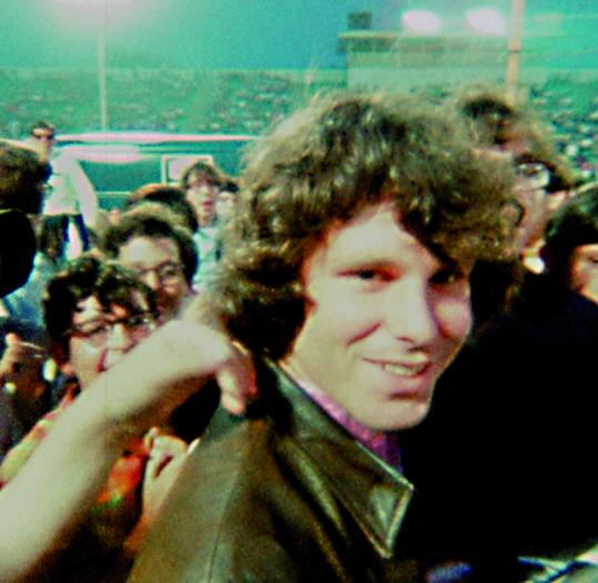 """The rock documentary """"When You're Strange'' digs up some vintage footage, but little new insight into Jim Morrison and the Doors."""