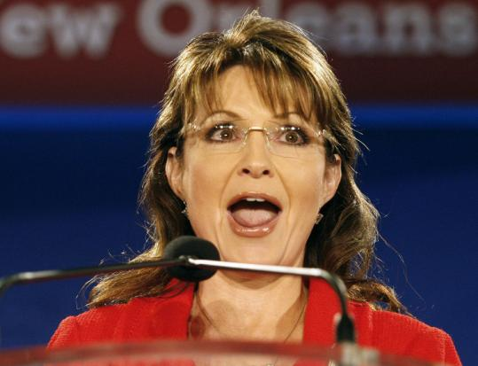 Sarah Palin is the headliner for the Tea Party Express. The former Alaska governor will be in Boston on Wednesday.