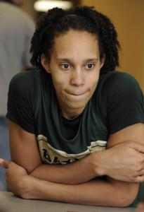 At 6 feet 8 inches, Brittney Griner has the size but not the strength for the NBA.