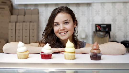 Elizabeth Ginsburg is the organizer of Boston CupcakeCamp, which will feature 70 amateur bakers and at least 10 to 15 professional bakers, bakeries, and caterers.