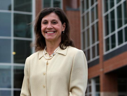 Lynne Celli, new superintendent of Swampscott schools.