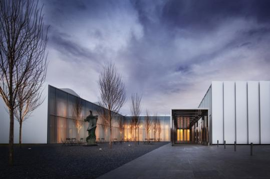 An $85 million renovation more than doubles exhibition space at the North Carolina Museum of Art.