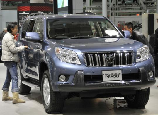 Toyota To Conduct Safety Tests On All Suv Models The