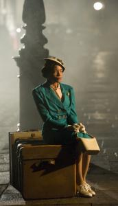 "In ""Small Island,'' Naomie Harris plays an optimistic and educated young woman from Jamaica who tries to make her way in postwar London."