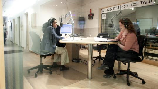 "WBUR is beefing up its programming by expanding ""Radio Boston,'' hosted by Meghna Chakrabarti (left) from a weekly to daily show."