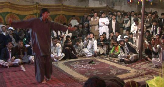 &#8220;The Dancing Boys&#8217;&#8217; focuses on the bacha bazi gatherings, called &#8220;sexual slavery&#8217;&#8217; by the UN.