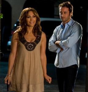 "In ""The Back-Up Plan,'' Jennifer Lopez plays a single woman who decides to get pregnant on her own, and then meets the guy of her dreams, Alex O'Loughlin."