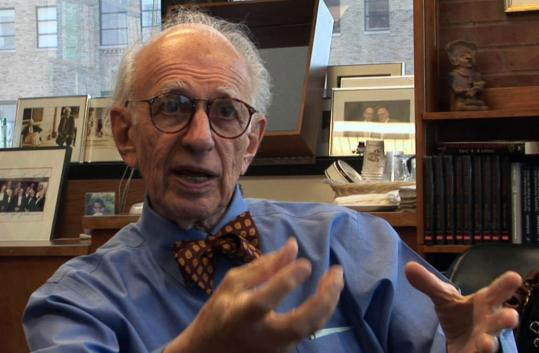 "Eric Kandel, the Nobel Prize-winning neuroscientist, is the subject of Petra Seeger's documentary, ""In Search of Memory.''"