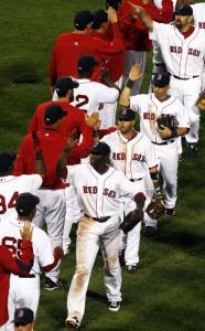 The Red Sox started the season on a high note, beating the Yankees on Opening Day.