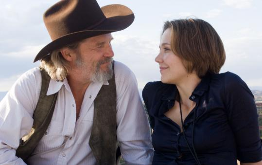 """Jeff Bridges and Maggie Gyllenhaal in the 2009 film """"Crazy Heart.'' Bridges won the best actor Oscar for his performance as a boozy country singer."""
