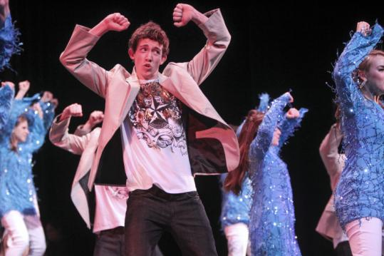 Oliver Ames&#8217;s show choir performed &#8220;Panache&#8217;&#8217; earlier this month. The group recently placed fifth in a national competition.