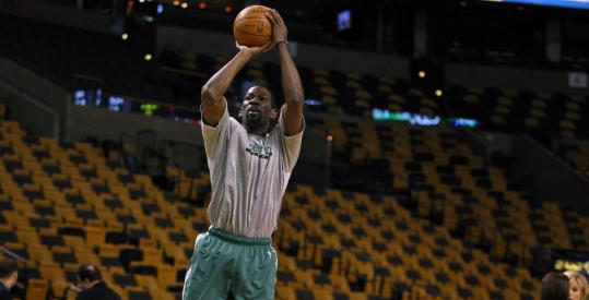 The Celtics got the accomplished Michael Finley for his jump shot, and for his strong leadership.
