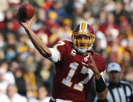 Made expendable after the Redskins traded for Donovan McNabb, Jason Campbell will now likely start for Oakland.