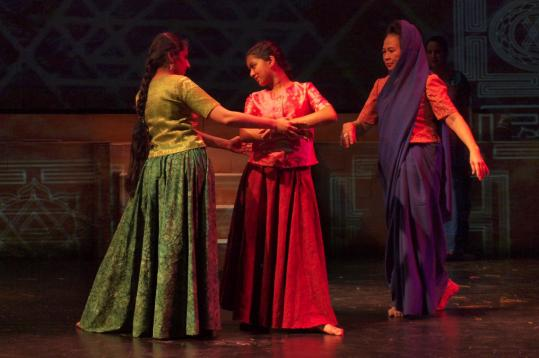 """""""Phoolan Devi: The Bandit Queen,'' is a new chamber opera by composer Shirish Korde."""