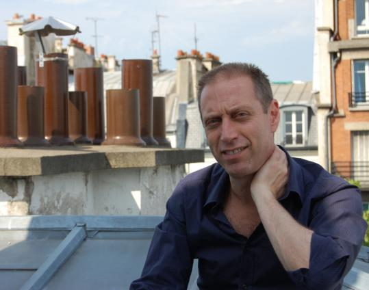 David Lebovitz, who worked in the pastry department at Chez Panisse, now lives in Paris, where he blogs and writes cookbooks. A friend in the States tests his cookbook recipes.