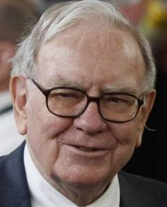 Warren Buffett said he hopes to teach good financial habits.