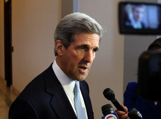 As chair of the Senate Foreign Relations Committee, Senator John Kerry must try to secure the votes to pass the START treaty.