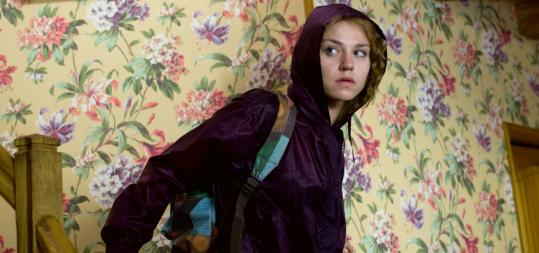 """Émilie Dequenne portrays a young French woman looking for love and a job in André Téchiné's """"The Girl on the Train.''"""