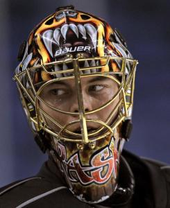 Tuukka Rask entered the playoffs with 50 games of regular-season experience.