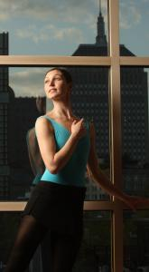 Recovering from injury, Boston Ballet's Kathleen Breen Combes is set to dance in 'Ultimate Balanchine.'