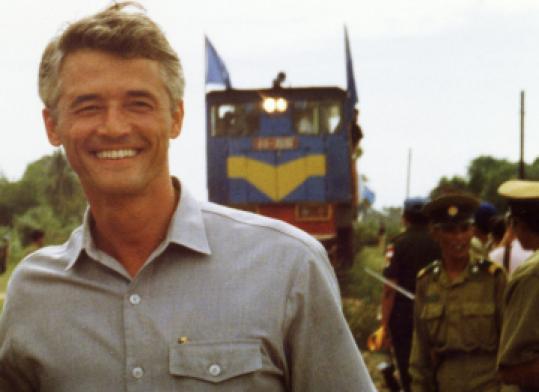 Sergio Vieira de Mello, a UN envoy, was killed in 2003.