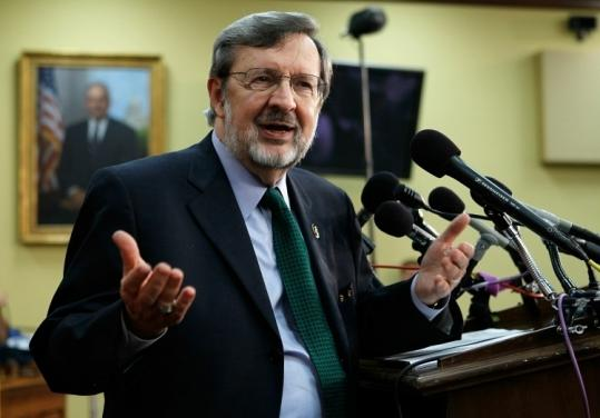 David Obey, chairman of the House Appropriations Committee, has spent four decades in Congress.