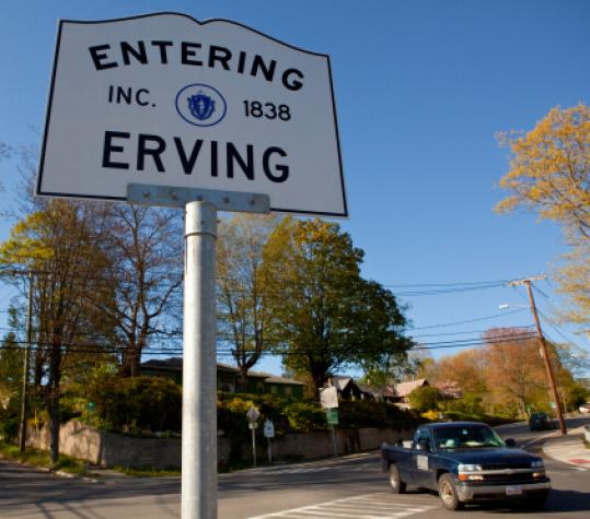 Residents of Erving recorded a 100 percent response to the census.