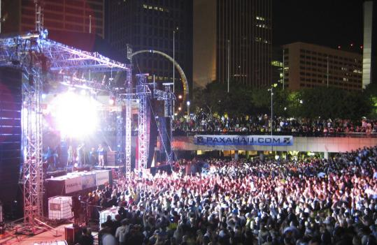 The Movement Electronic Music Festival will celebrate its 10th anniversary in Detroit.