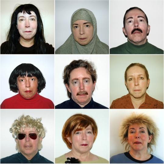 "Sarah Wentworth's ""Passport Pictures.''"