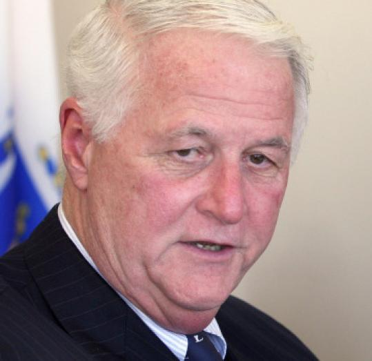 'We can't continue to borrow.' -- William D. Delahunt, cosponsor of the bill to raise $10 billion a year for water upgrades.