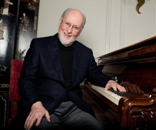 John Williams will celebrate his 30th anniversary with the Boston Pops starting tonight at Symphony Hall in Boston.