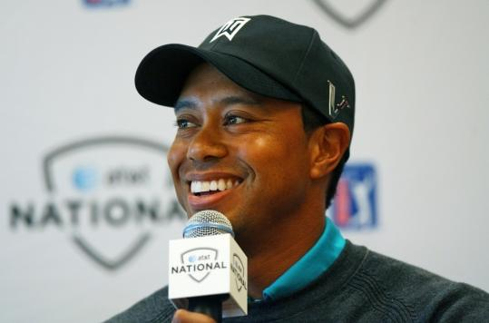 &#8220;I want to practice. I want to play,&#8217;&#8217; said Tiger Woods, who will have an MRI later this week.