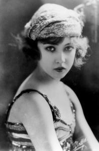 Doris Eaton Travis in costume for the Ziegfeld Follies at 14.