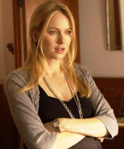 The film's story lines involve Naomi Watts (pictured) and Annette Bening as a daughter and mother separated by adoption and Shareeka Epps, David Ramsey, and Kerry Washington as a pregnant teen and a couple hoping to adopt.
