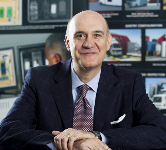 "CEO Anthony Fabiano says his firm's business is ""pretty stable.''"