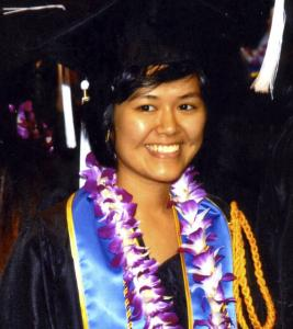 Tam Ngoc Tran earned her bachelor's degree from UCLA and was a doctoral student at Brown.