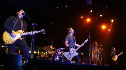 Veteran Seattle rockers Pearl Jam fired up the crowd at TD Garden last night. It was the band&#8217;s 27th performance in Massachusetts.