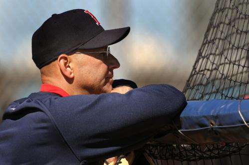 """I want there to be an atmosphere where they want to show up every day and do the right thing,' Francona said. 'We can have rules out the [expletive], but if they want to do the right thing, we'll be a better team. It's about consistency. If they win the other night or if they don't, they don't need to come in here and see me either bouncing off the walls or dragging my tail. It doesn't work. It's got to be the same every day.'"