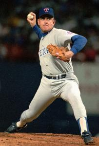 The author chronicles Nolan Ryan's hard work, with coaches and on his own, to develop a devastating fastball.