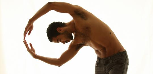 "In ""Co Lab: Process + Performance,'' choreographer/dancer Rashaun Mitchell (pictured) teams up with poet Anne Carson."