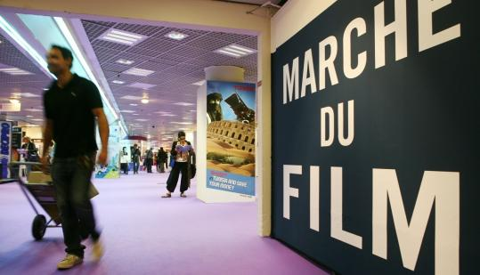 Lucrative deals can be made at le Marché du Film, the vast expanse of stalls and cubicles on the garden level of the Palais des Festivals.