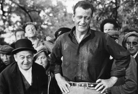 "Roddy Doyle's hero, Henry Smart, an ex-IRA assassin, finds himself in America, where director John Ford enlists his help in the making of ""The Quiet Man,'' starring John Wayne, about an Irish-American's trip to his ancestral home."