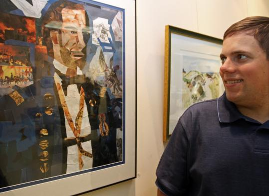 Artist With Autism Illustrates >> Drawing Autism The Boston Globe
