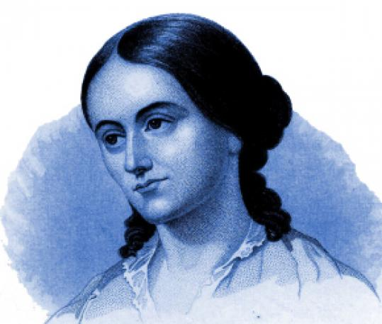 Margaret Fuller put her imprint on transcendentalism.